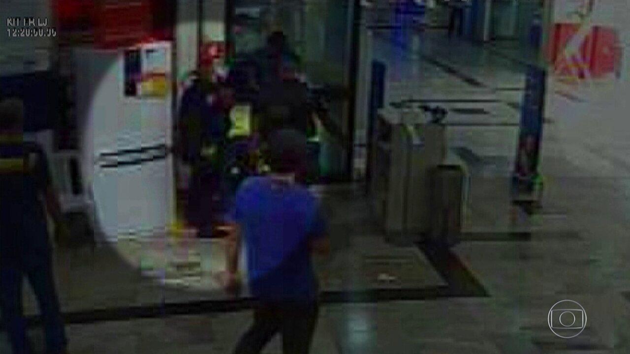 Segurança que matou jovem em mercado já foi condenado por agredir ex-companheira