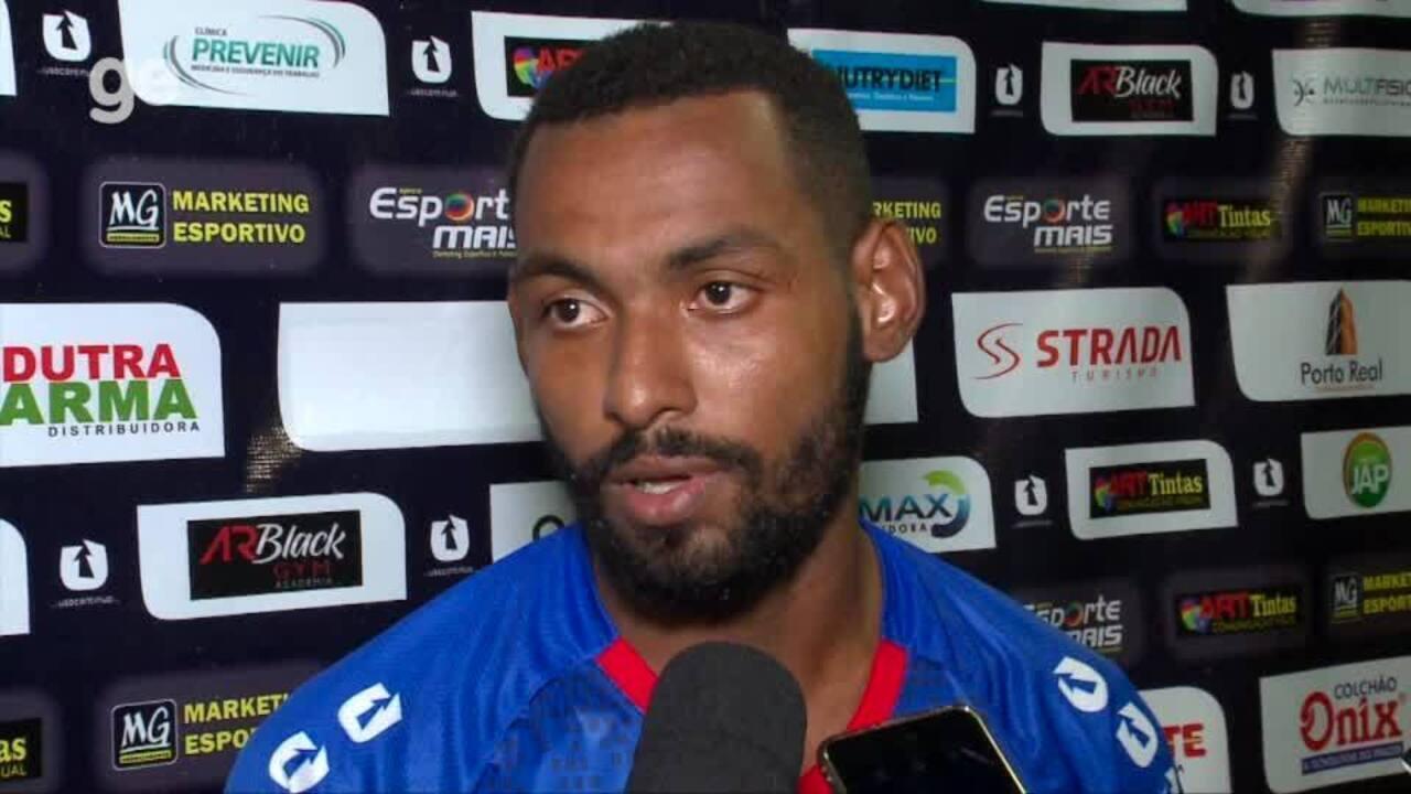Em entrevista, Alan explica caso de suposta injúria racial no Campeonato Piauiense; veja