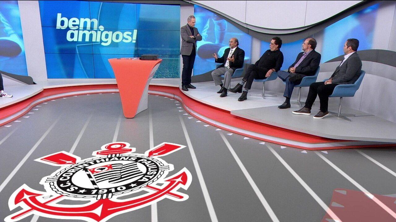 Diretor de marketing do Corinthians fala sobre nova campanha do clube, o