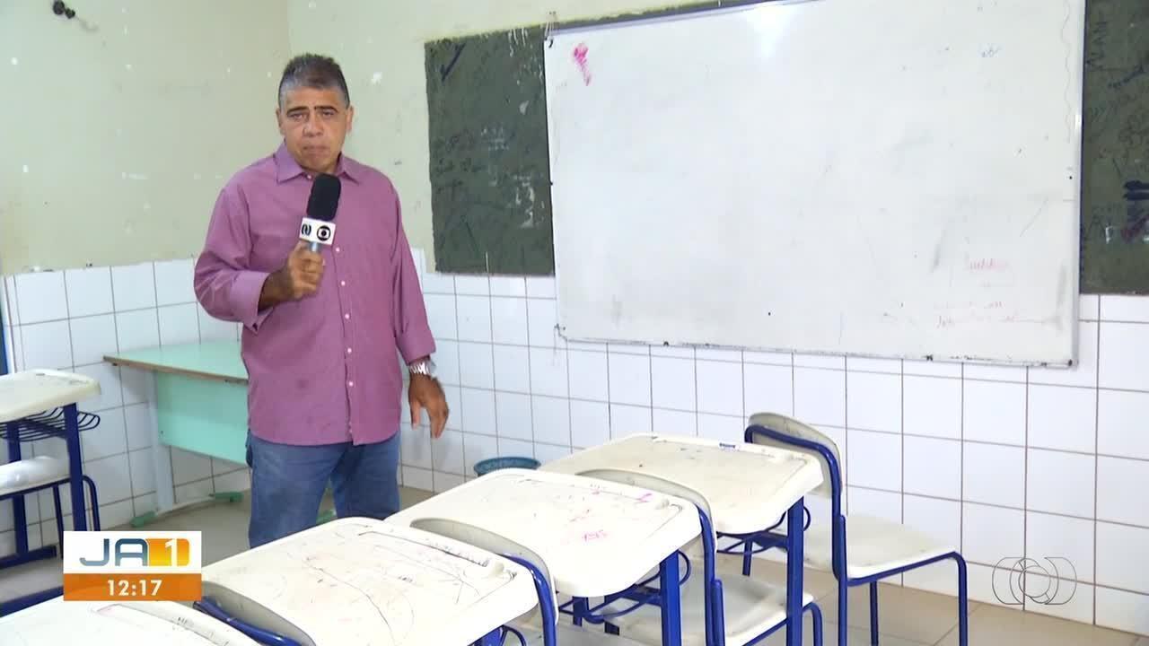 Estudantes estão há 15 dias sem aulas em escola de Porto Nacional