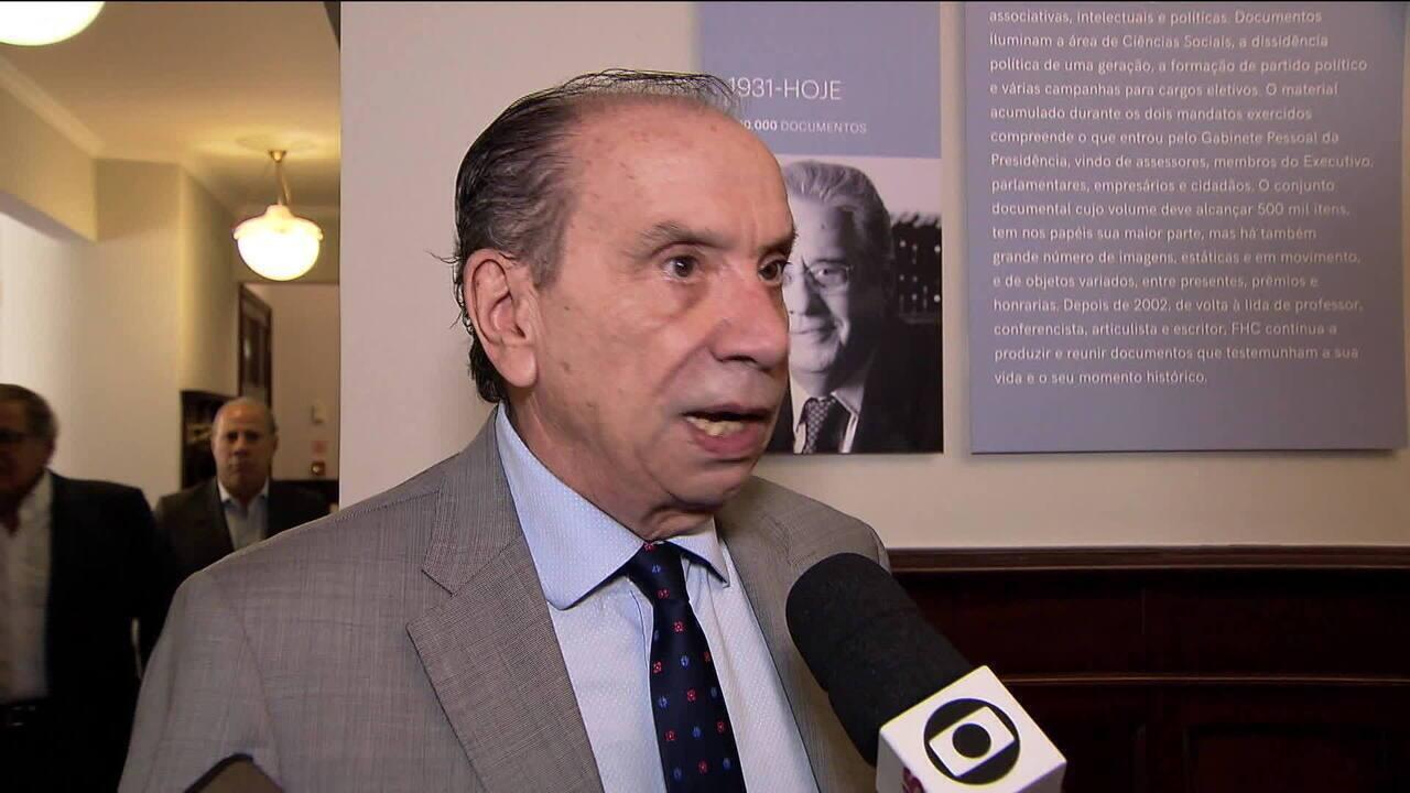 Aloysio Nunes pede demissão da Investe SP