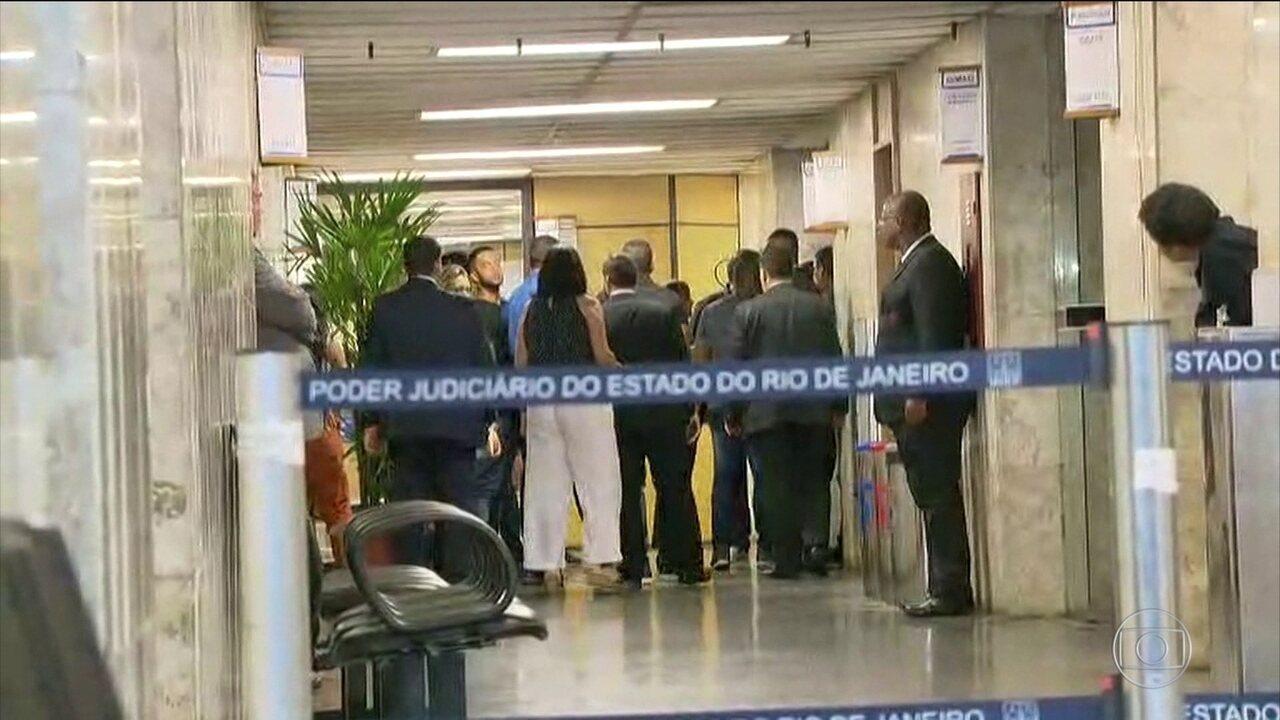 Audiência no TJ entre Flamengo e famílias de jovens mortos termina sem acordo