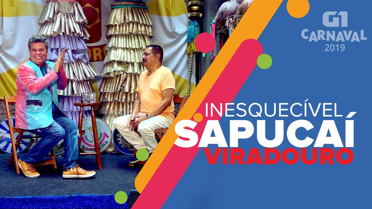 Série Inesquecível Sapucaí: Viradouro (1992), incêndio em alegoria