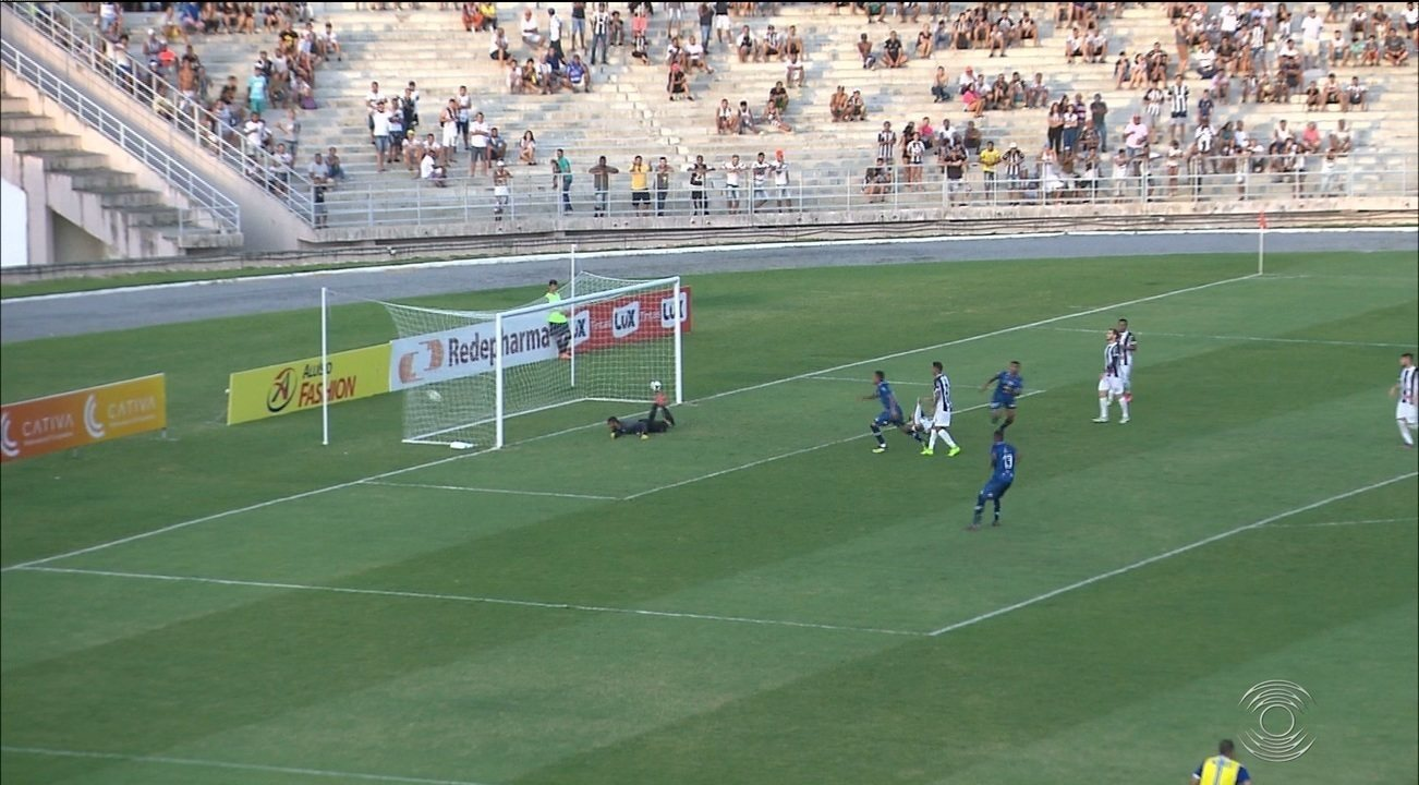 Veja os lances da derrota do Treze para o Atlético-PB pela rodada #7 do Paraibano