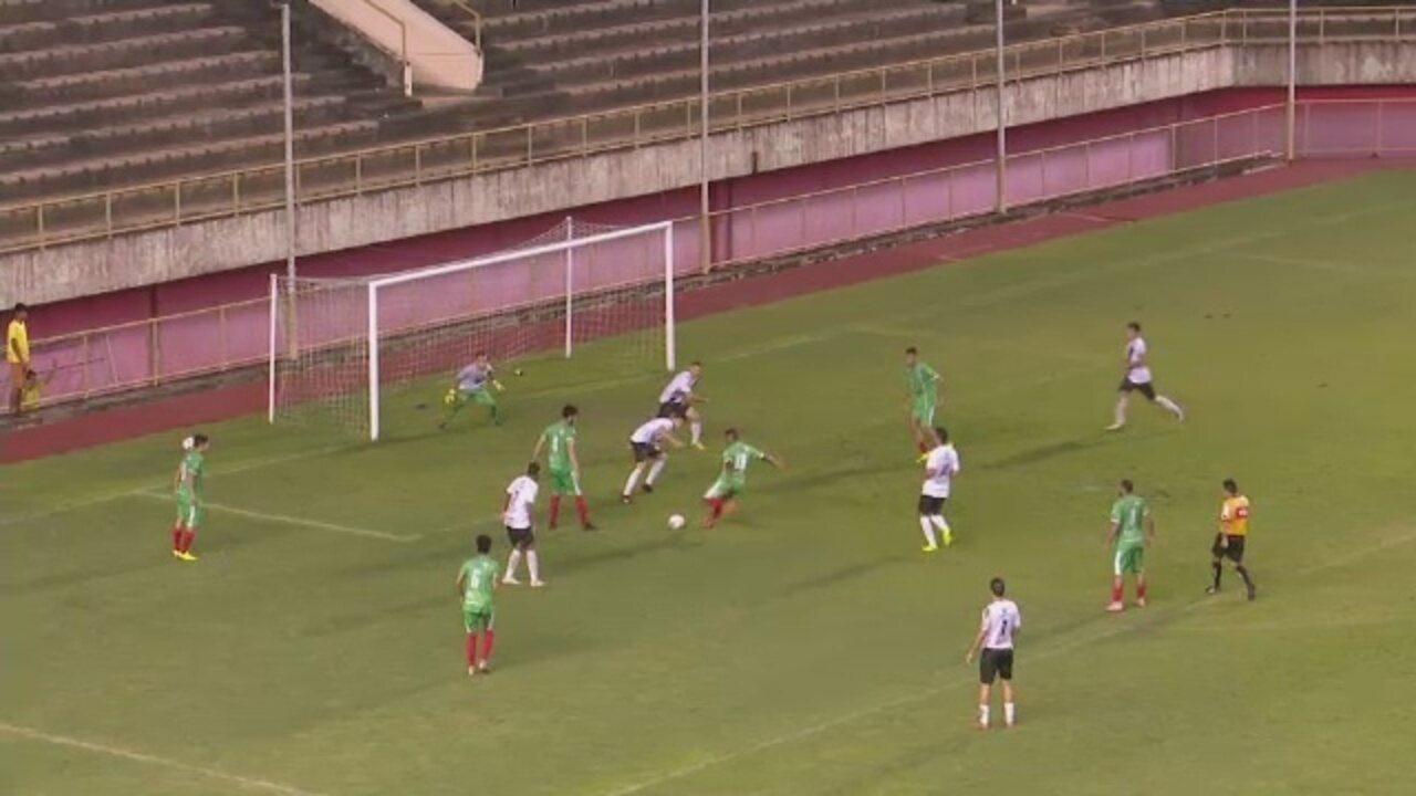 Veja os gols de Andirá 2 x 1 Vasco-AC, pela 4ª rodada do Campeonato Acreano