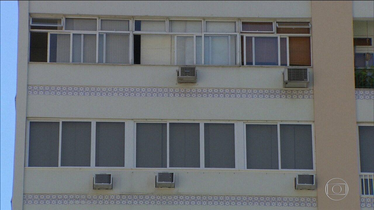 Calor desafia a eficiência dos aparelhos de ar-condicionado do Rio