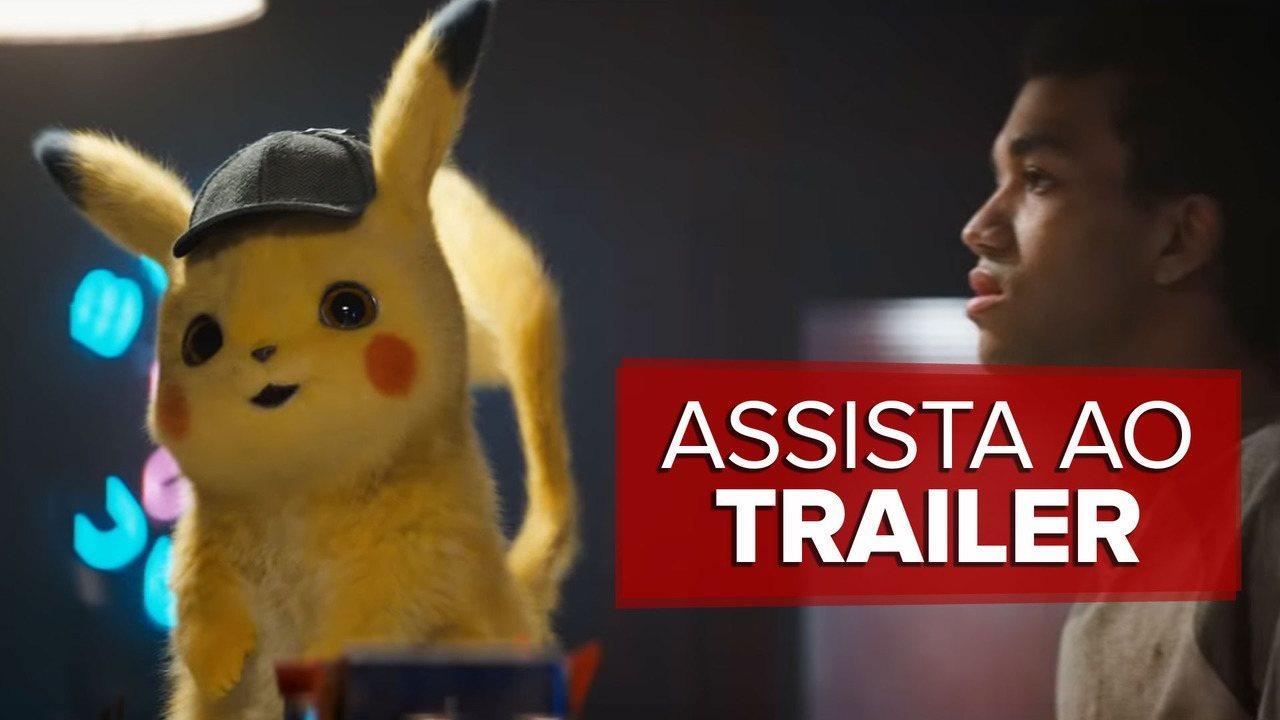 Assista ao segundo trailer do filme 'POKÉMON Detective Pikachu'