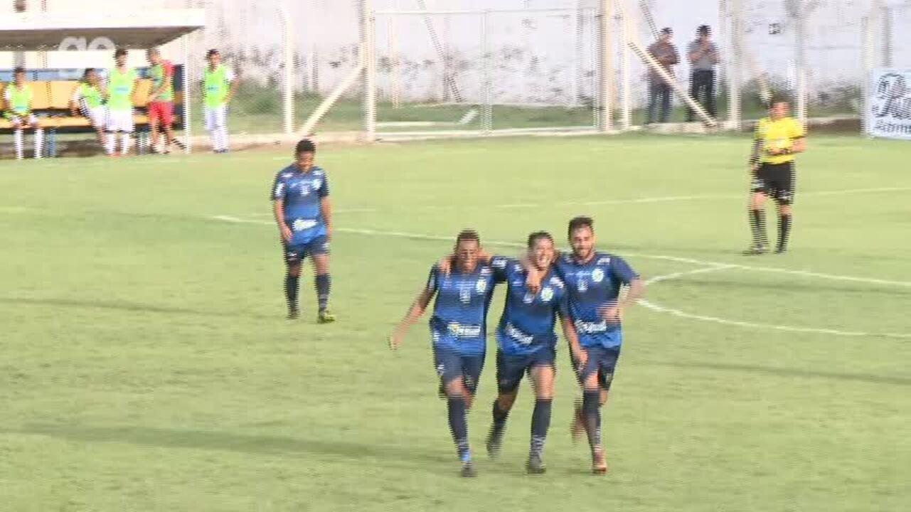 Confira os gols da vitória do Altos diante do Piauí