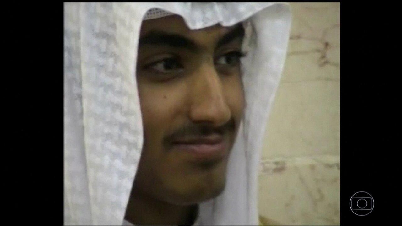 EUA oferecem recompensa por filho de Osama Bin Laden