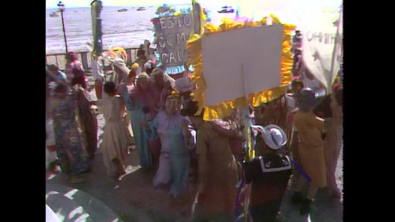 Túnel do Tempo - Teve Carnaval em 'A Sucessora'