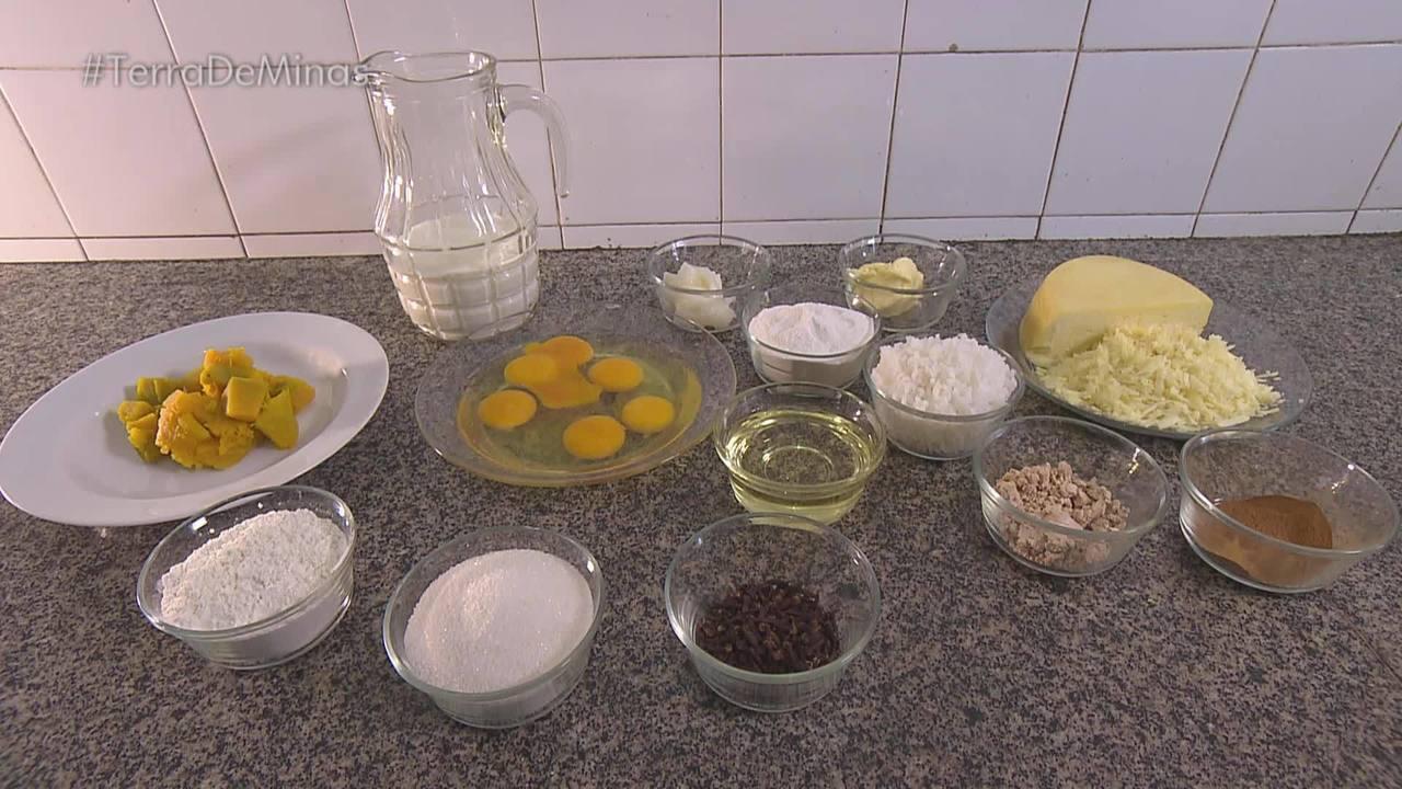 Bolo de Arroz é prato tradicional e tombado de Diamantina
