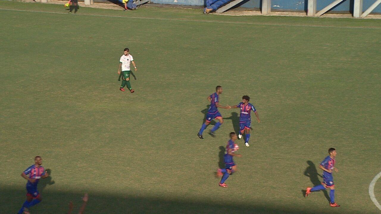 Veja os melhores momentos de Manaus 2 x 1 Fast