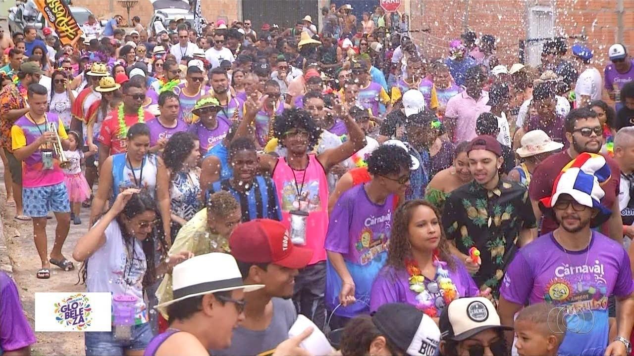 Há mais de 200 anos, foliões de Arraias curtem o Entrudo no carnaval