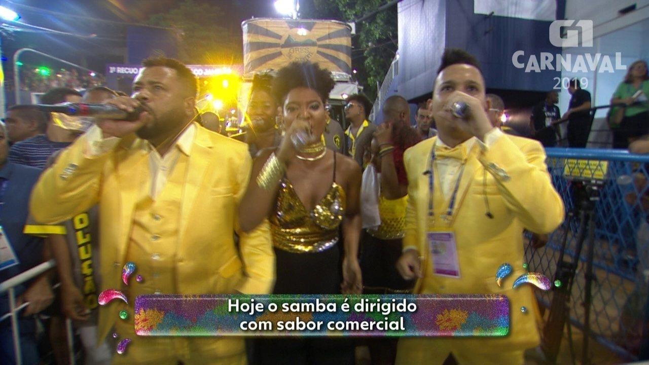 Conheça a letra do samba-enredo da São Clemente