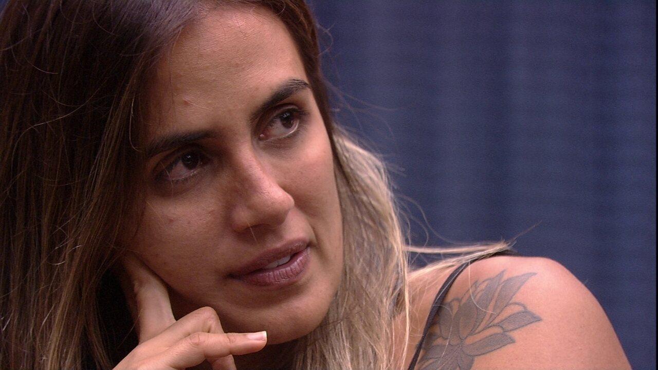 Hariany: 'Medinho de o povo estar enxergando a gente com outros olhos'
