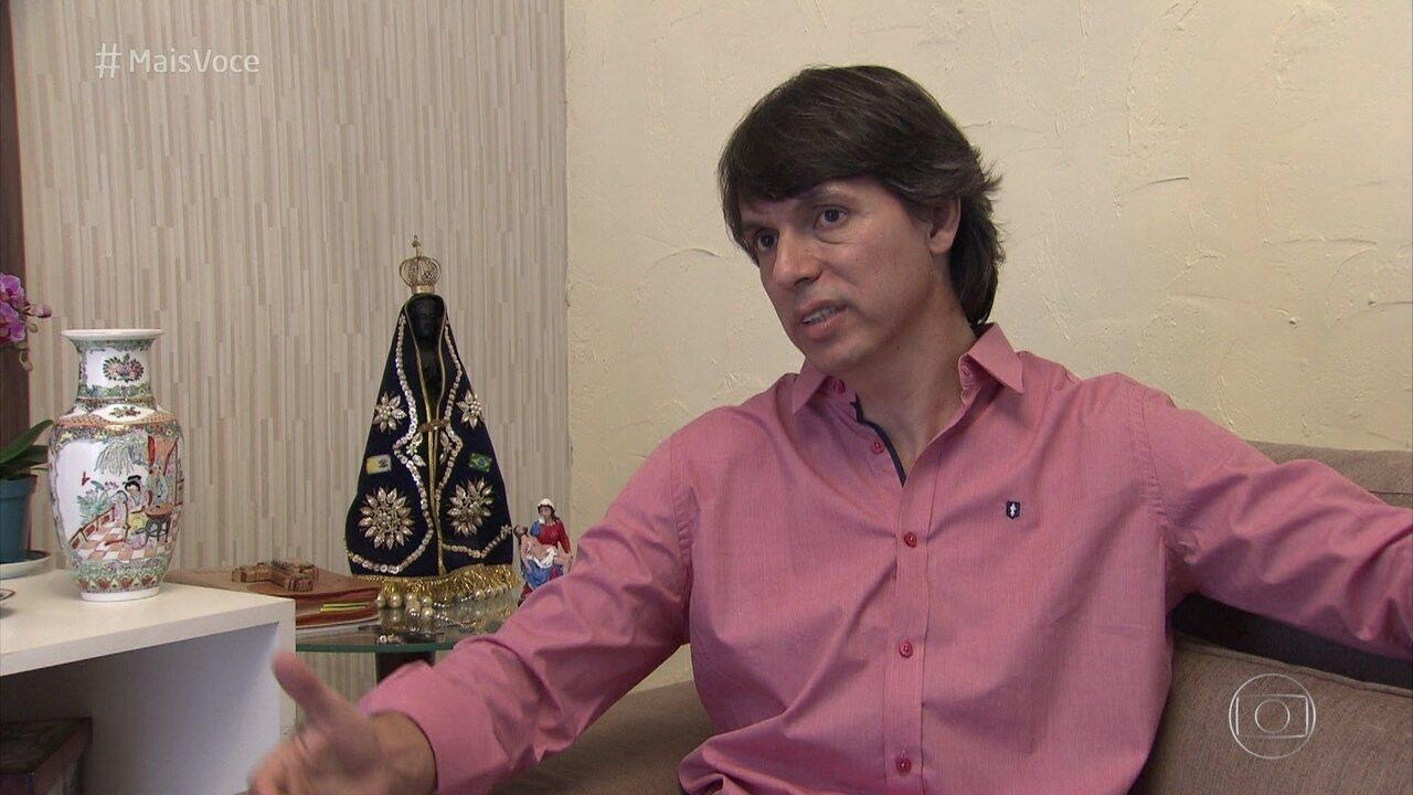 'Jogo de Panelas Cuiabá': conheça Claudinei