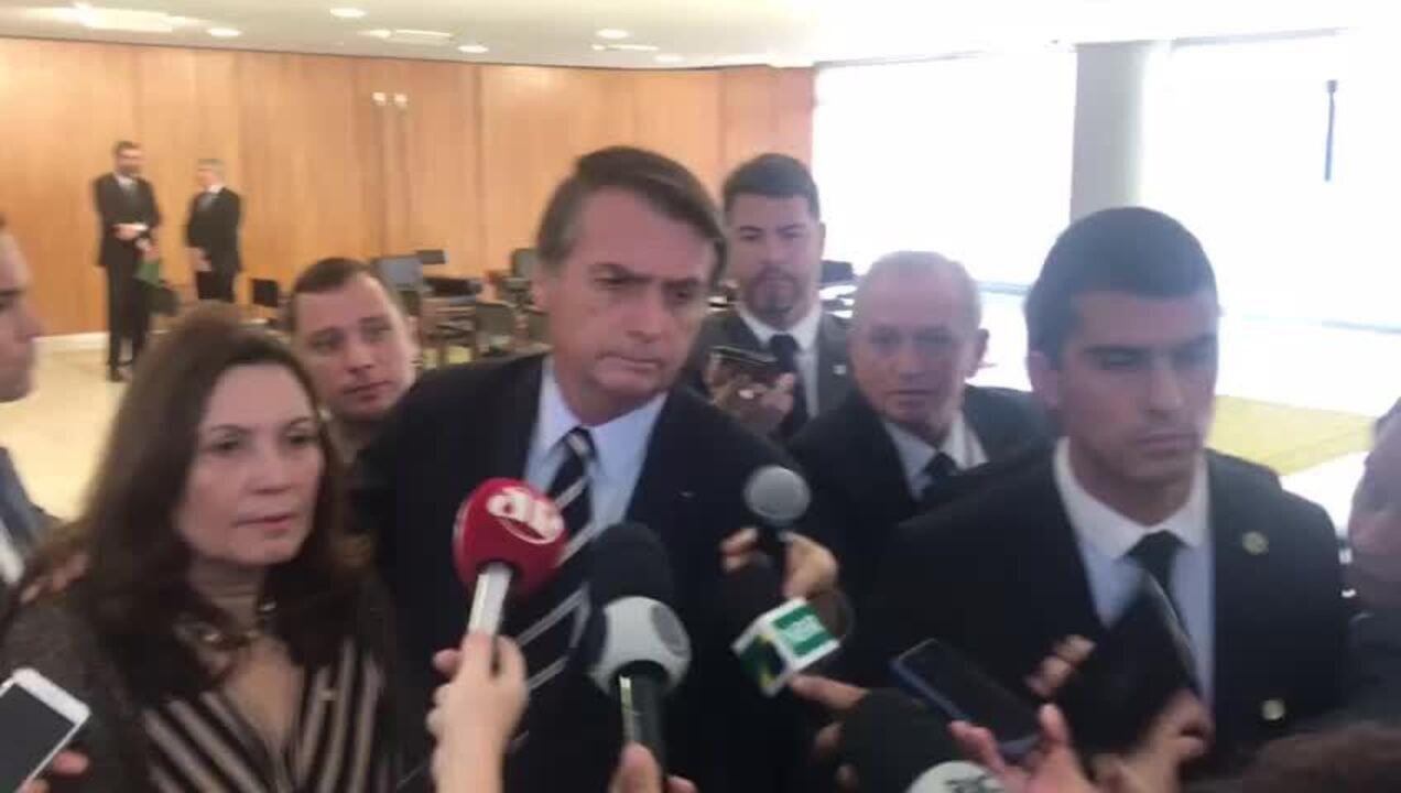 Bolsonaro disse que as investigações sobre ministro do Turismo devem continuar