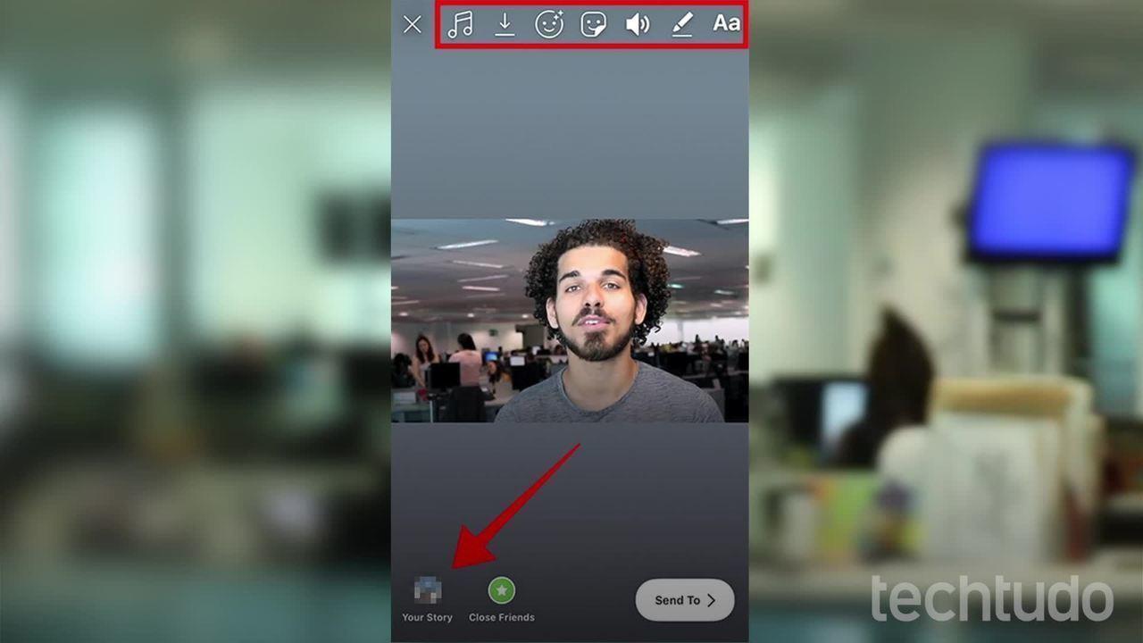 Como colocar vídeo do YouTube nos Stories do Instagram