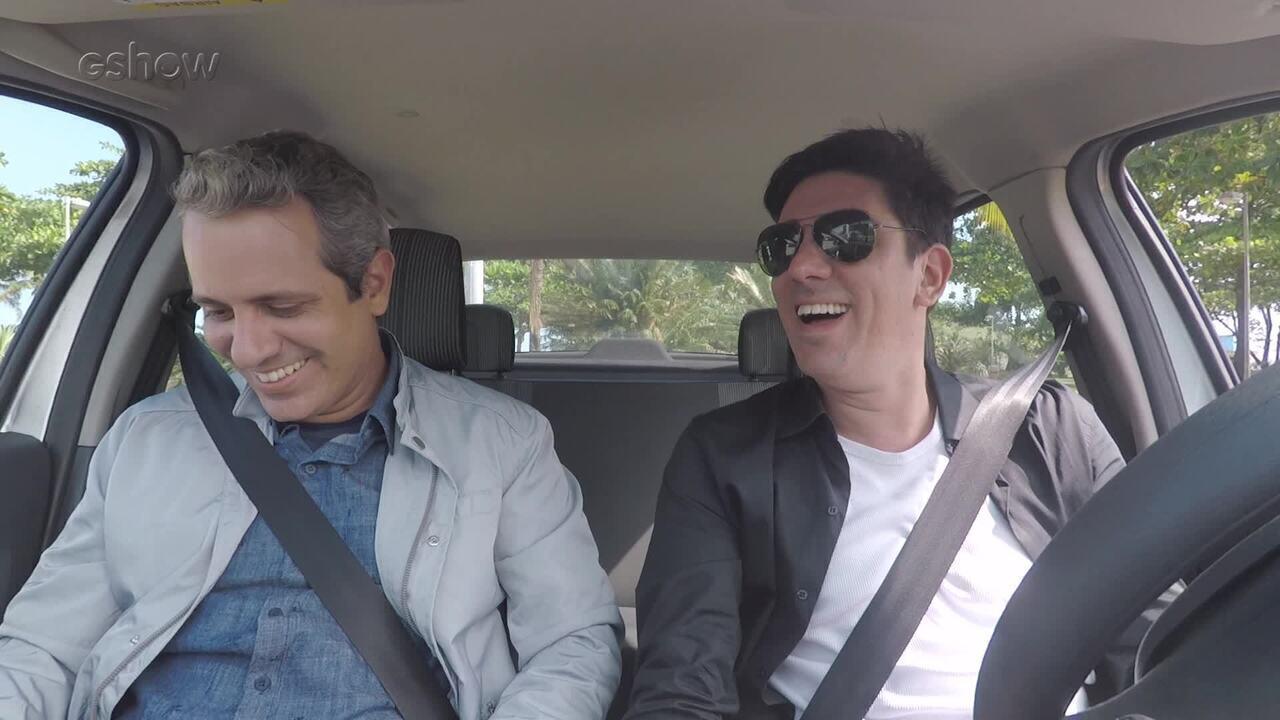 'Fora do Ar': erros de gravação fazem o elenco cair na risada