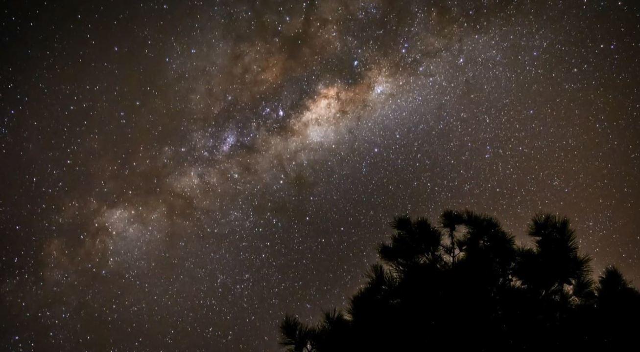 Time-lapse é técnica que revela os detalhes do céu