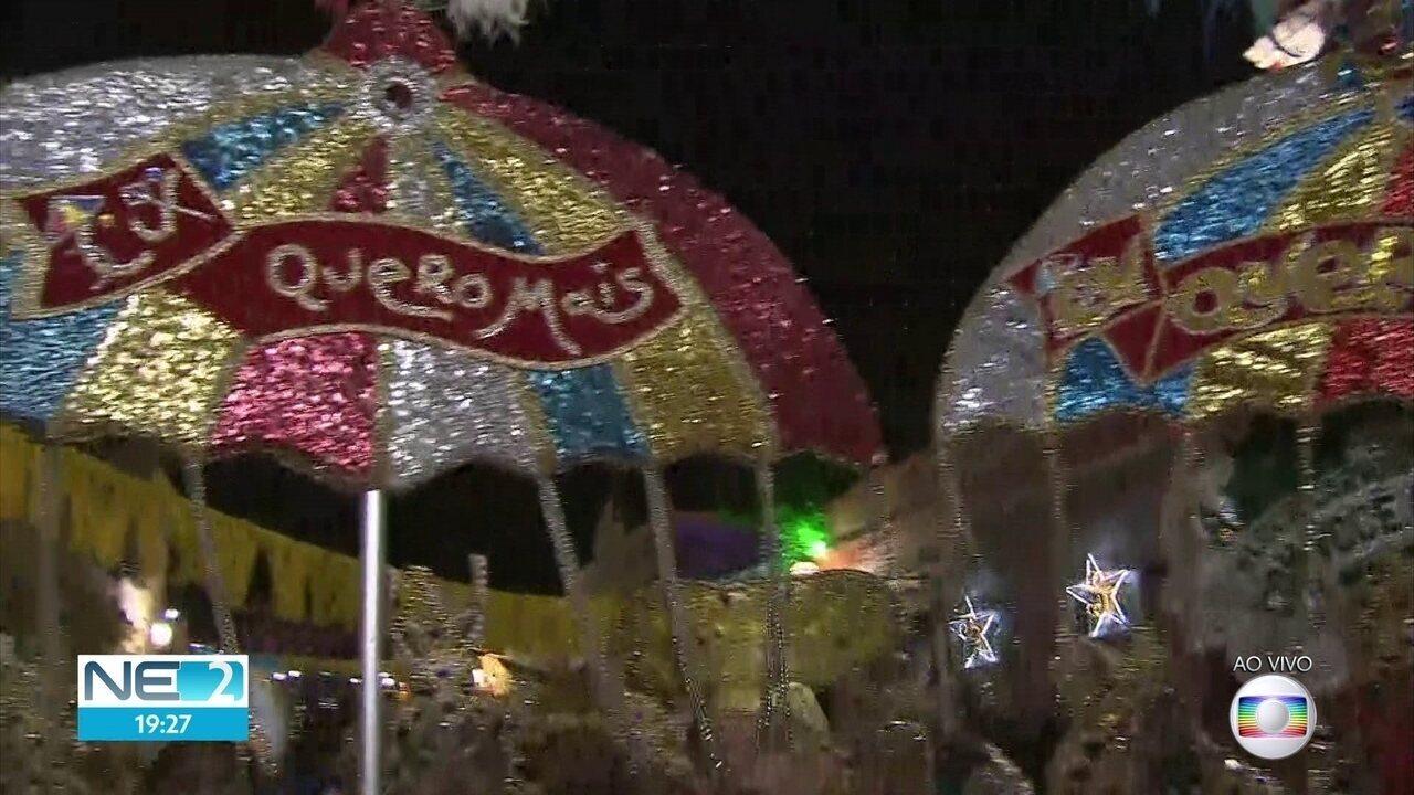 Encontro de blocos líricos estica o carnaval em Olinda