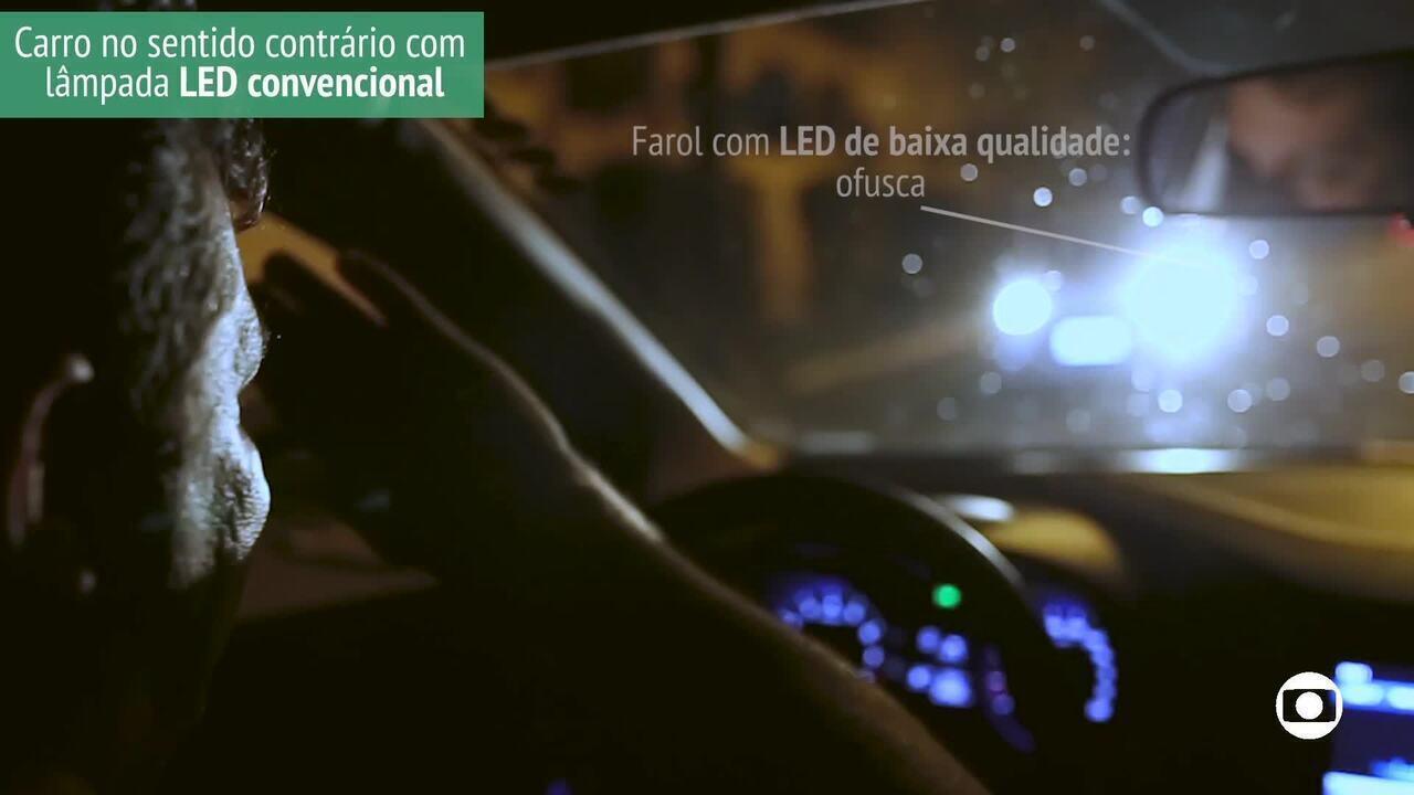 Conheça 7 vantagens de usar lâmpadas de LED no seu carro