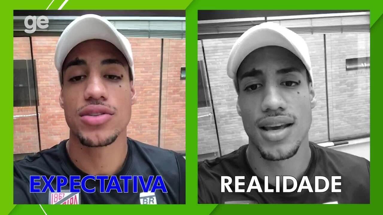 Expectativa x Realidade: Almir Júnior, do salto triplo