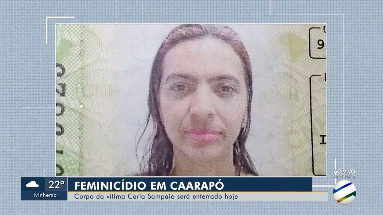 Mulher atropelada pelo namorado será enterrada em Dourados; advogado do suspeito fala