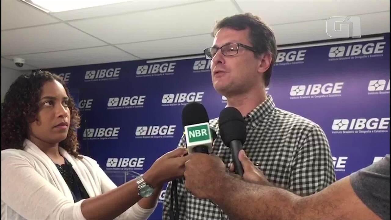 Inflação acelera puxada por alimentos e mensalidades escolares, aponta IBGE