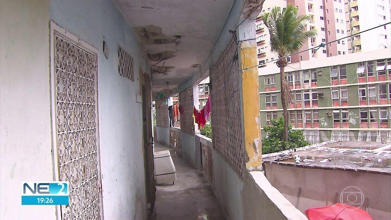 Moradores do Edifício Holiday abandonam apartamentos e governo sugere cadastro de idosos