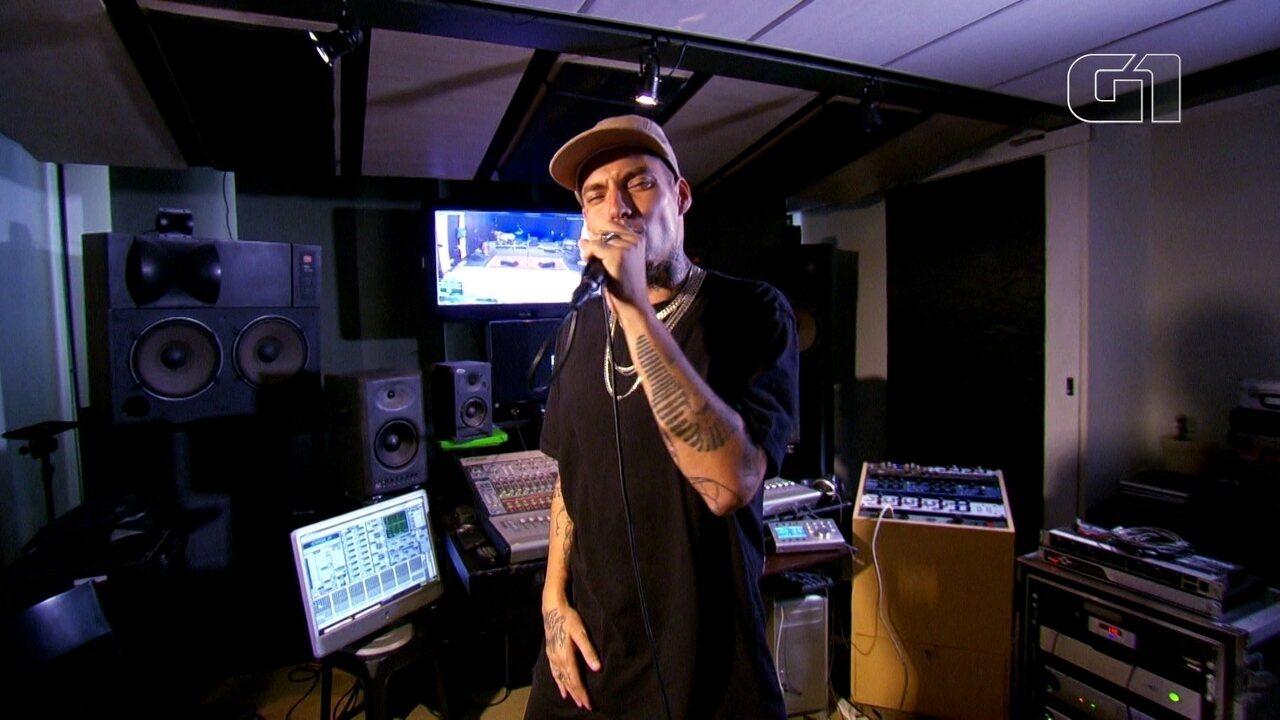 Filipe Ret lança novo disco no Circo Voador