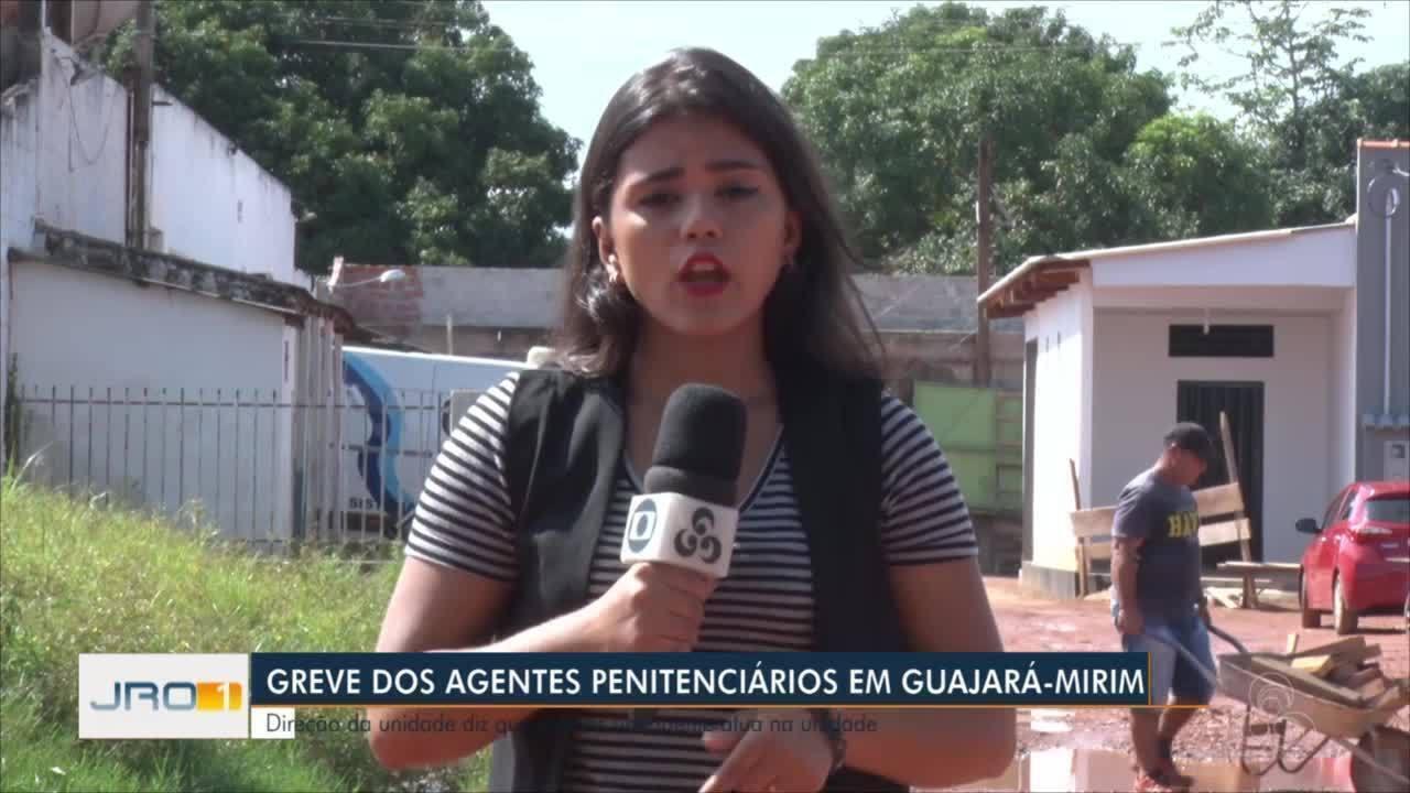 Presídio de Guajará-Mirim registra diminuição de quase 90% dos agentes penitenciários