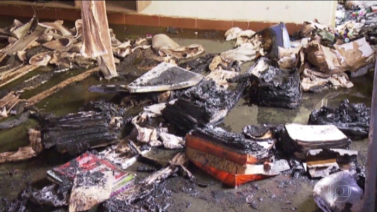 Ataques semelhantes já aconteceram em outras escolas do país