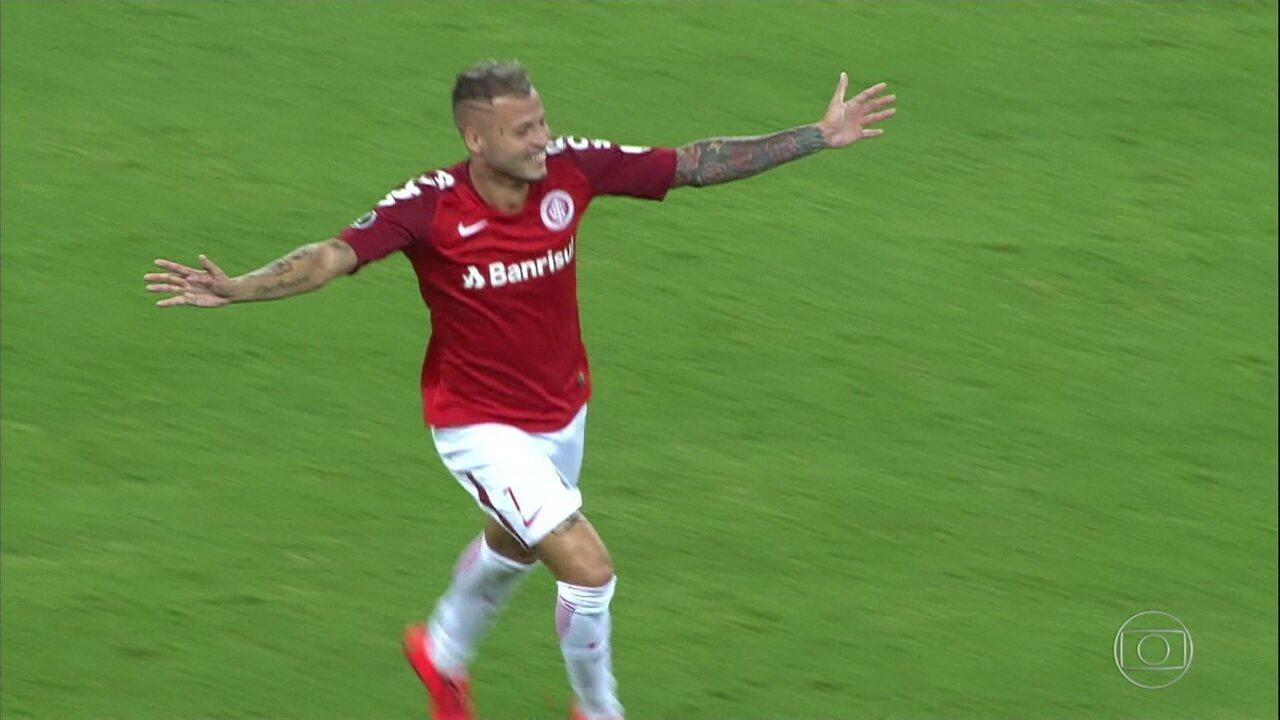 Melhores momentos: Internacional 2 x 0 Alianza Lima pela Taça Libertadores 2019
