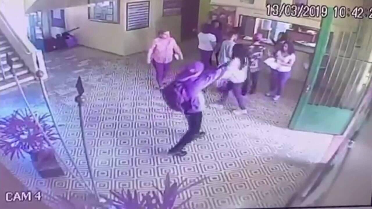Polícia investiga motivação do massacre em escola de Suzano, SP