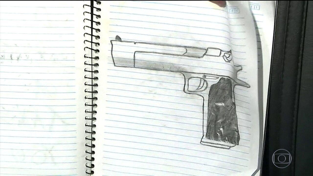 Polícia quer saber o que motivou o ataque na escola Raul Brasil, em Suzano, em SP