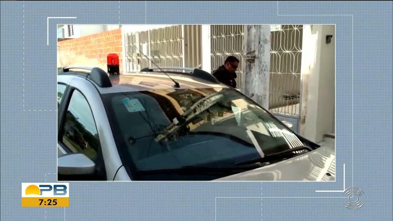 MP cumpre mandado de busca e apreensão contra secretária de administração da Paraíba