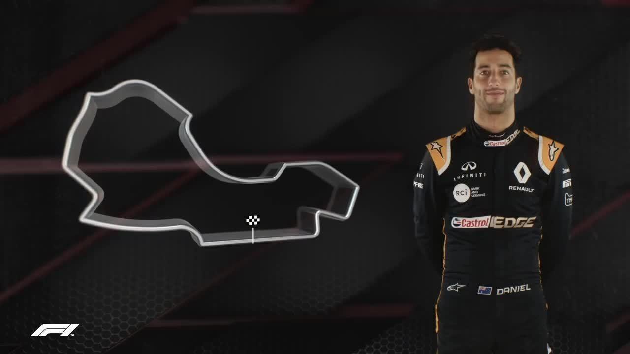 Uma volta rápida com Daniel Ricciardo em Melbourne