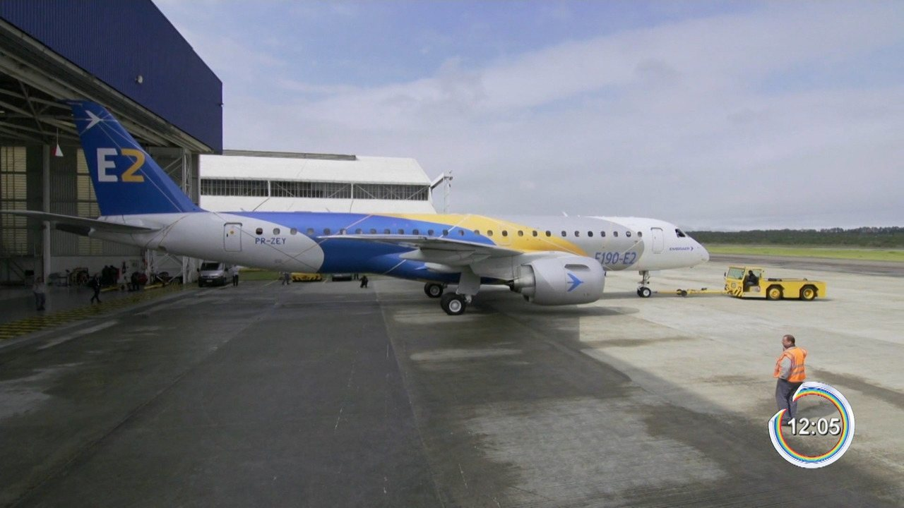 Embraer tem prejuízo de R$ 78,1 milhões no 4º trimestre