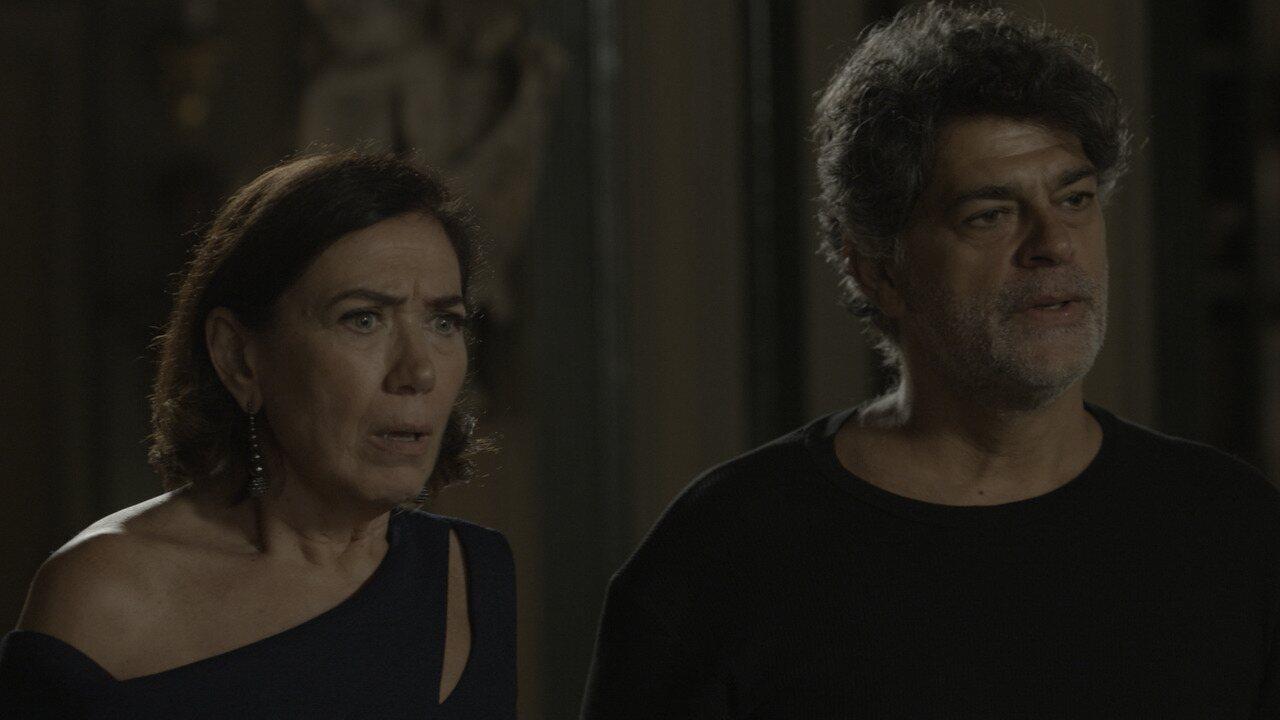 Resumo do dia - 15/03 – Valentina e Murilo se unem contra Olavo