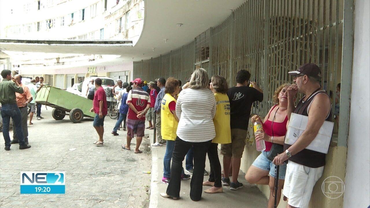 Moradores se recusam a sair do Edifício Holiday, após decisão judicial de desocupação