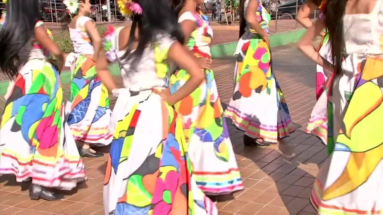 Cuiabá 300 anos: Flor Ribeirinha