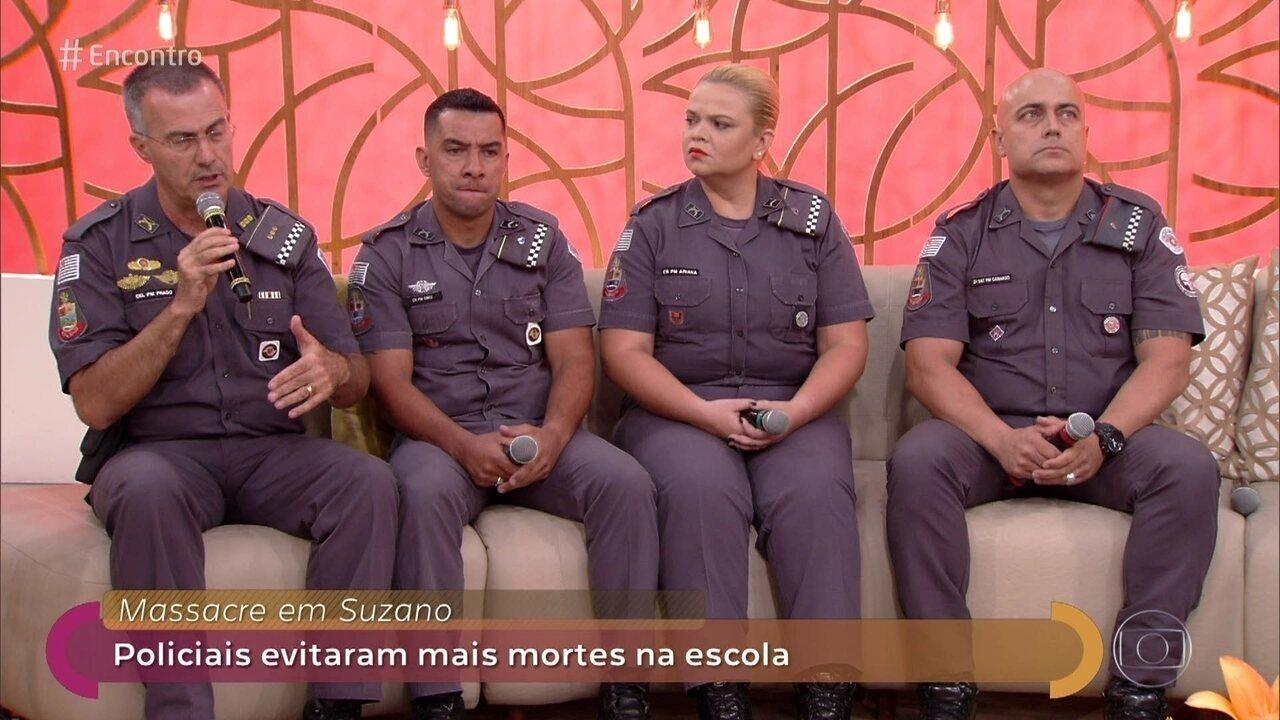 Suzano Massacre Photo: Massacre De Suzano: Policiais Que Atenderam A Ocorrência