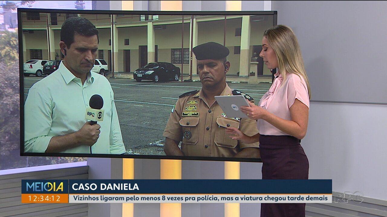 PM diz que protocolo de atendimento mudou depois da demora no atendimento no caso Daniela