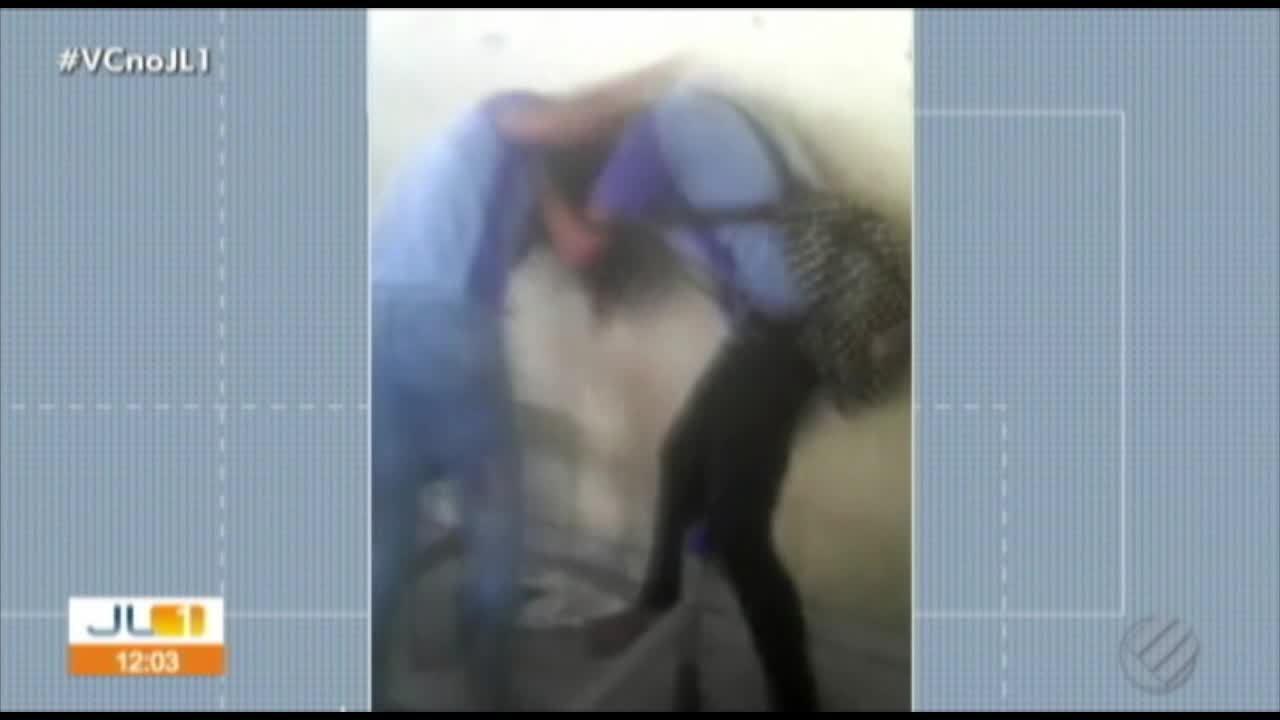 Vídeo registra briga de estudantes em escola estadual de Belém