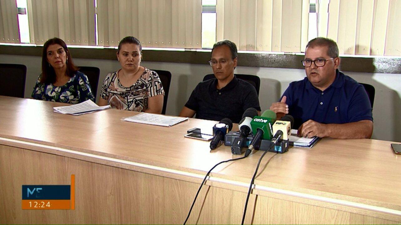 Prefeitura e Sanepar falam da provável causa do surto de diarreia, em Cascavel