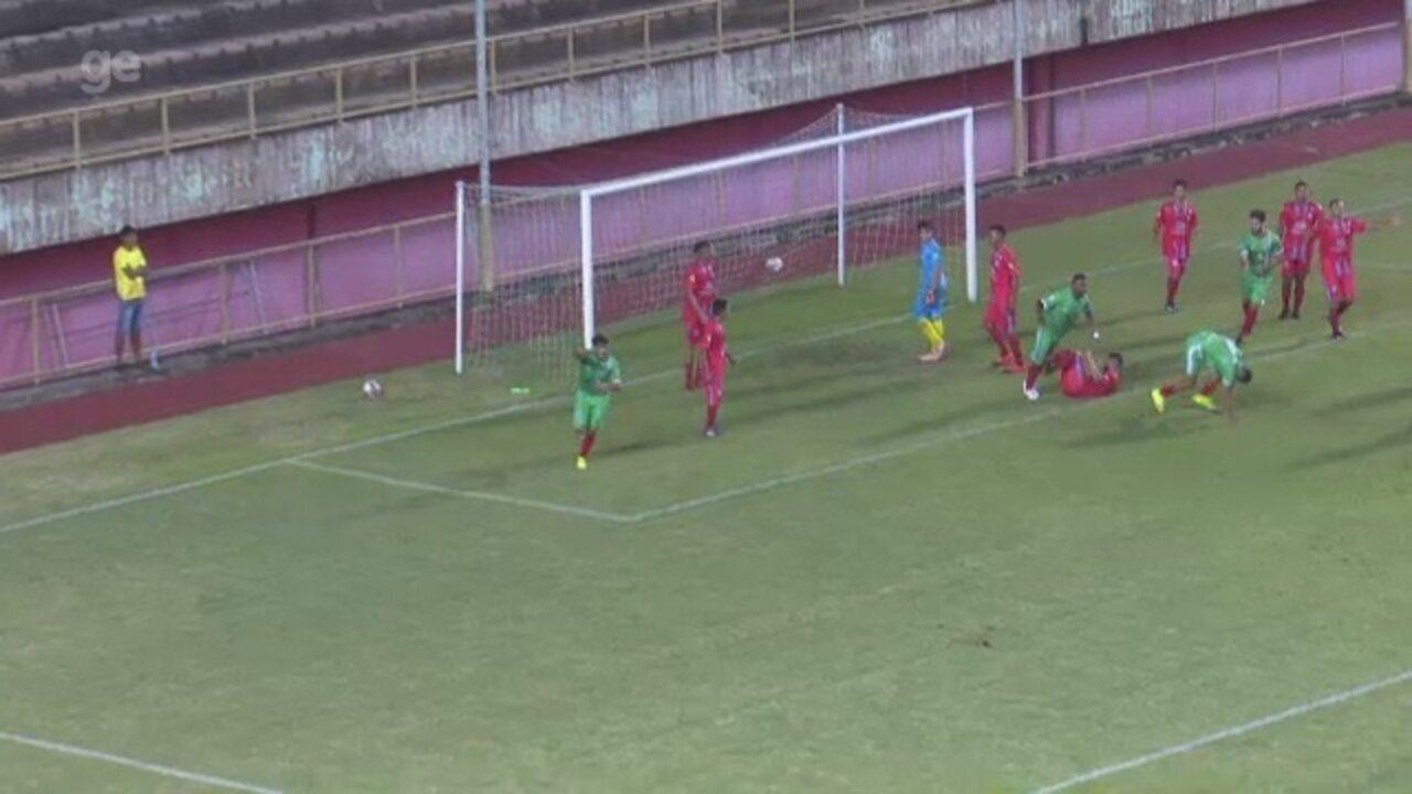 Assista os gols de Andirá 1 x 3 São Francisco, pela 5ª rodada do 1º turno do Acreano