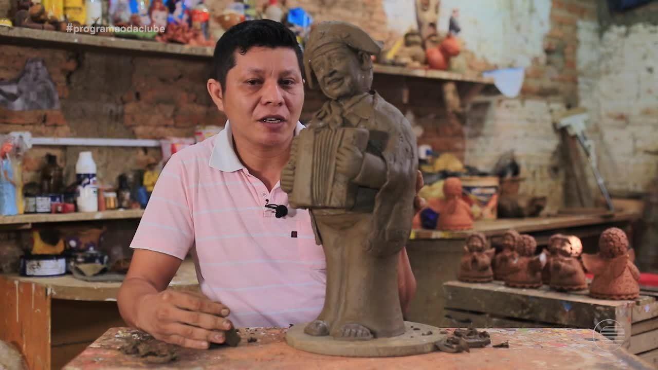 Programão faz homenagem ao dia do artesão, que é comemorado em 19 de março