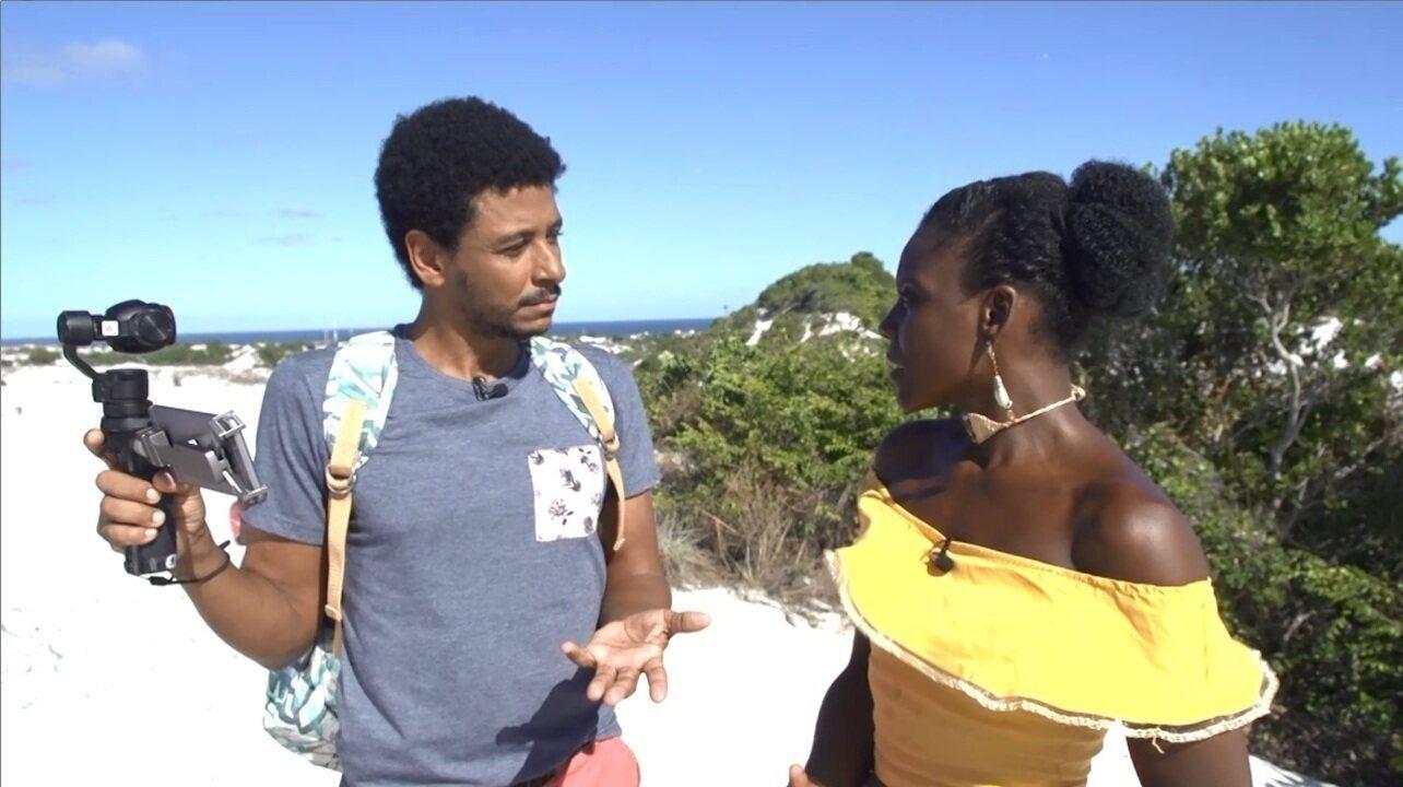 O 'Vumbora' conhece a história do bairro Nova Brasília de Itapuã