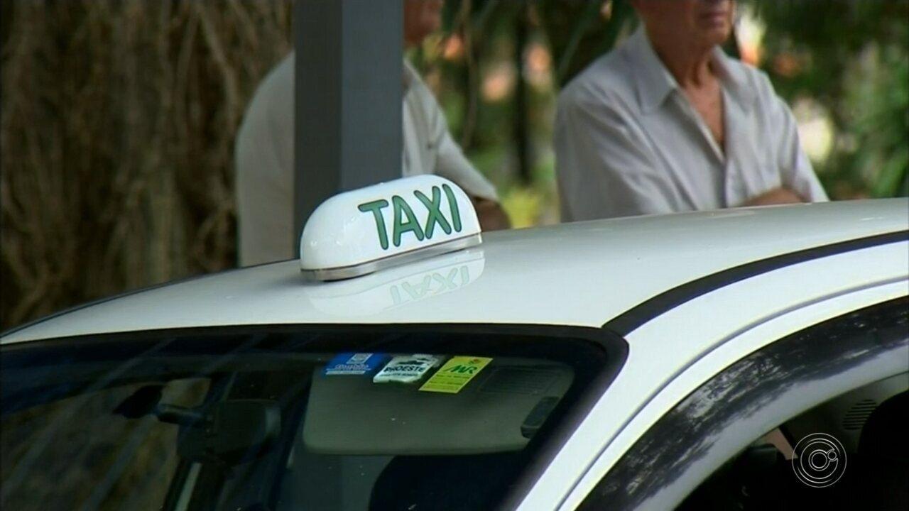 Justiça suspende decisão da prefeitura de proibir serviço de táxi em Conchas